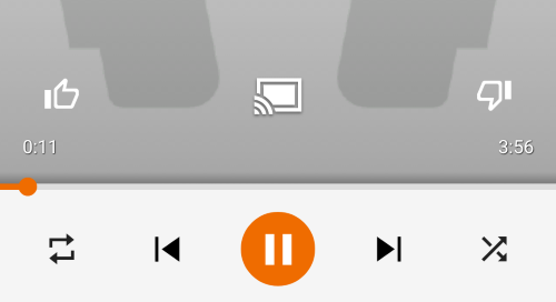 Google Play Music Direct Play