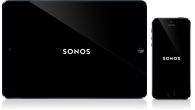 Sonos app for mobile devices