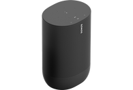 Sonos Move Portable Wi-Fi and Bluetooth Speaker - Black