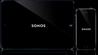 Sonos-app for mobilenheter