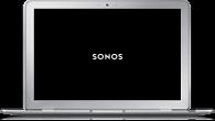 Sonos-app for Mac eller PC