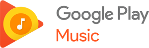 Googleplay Music Service Logo