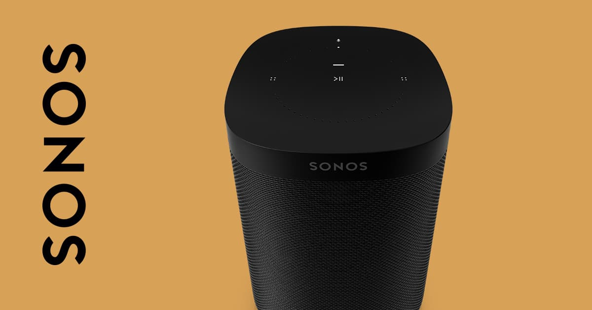 One: The Smart Speaker for Music Lovers | Sonos