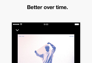S2 App Browse Menu