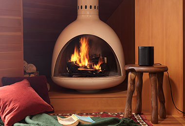 One_Black_Fireplace