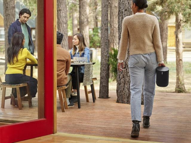 Sonos Move - Le son partout dans votre maison & votre jardin
