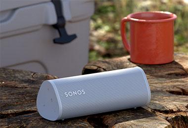 Sonos Roam Camping