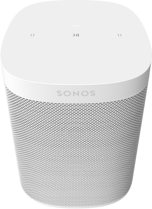Sonos One SL Wireless Smart Speaker - White