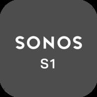 Application Sonos S1