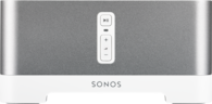 Sonos Connect:Amp front view with volume and play/pause buttons